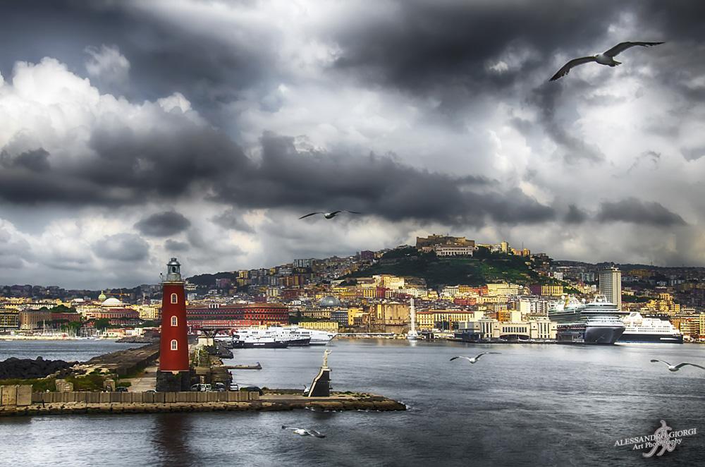 Porto of Naples