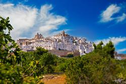 Apulian hamlet