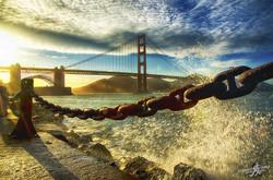 Enjoying San Francisco