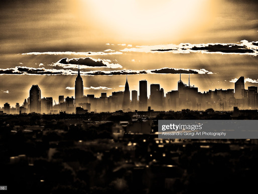 GETTY IMAGES - Another day lived in New York
