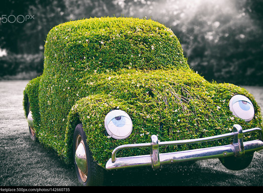 500px MARKETPLACE - Green car