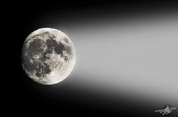 Moon ... light