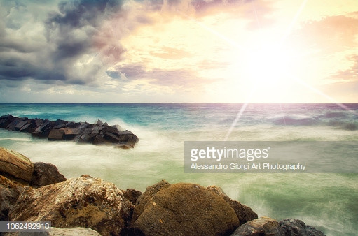 GETTY IMAGES - As evening comes