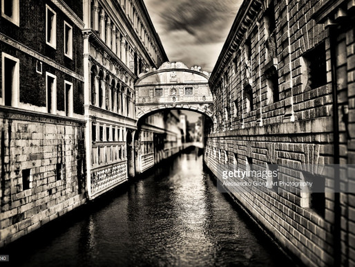 GETTY IMAGES - Bridge of Sighs