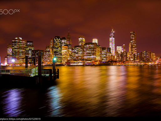 500px MARKETPLACE - Late show