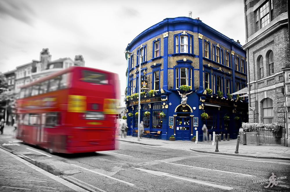 Selective London