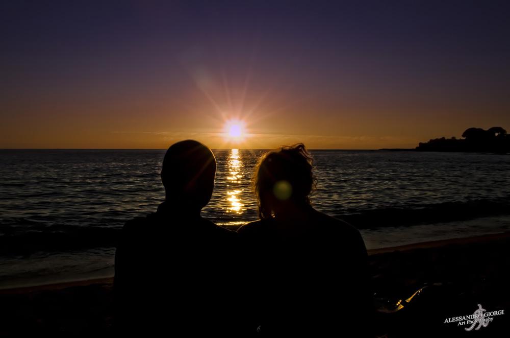 Love and sun