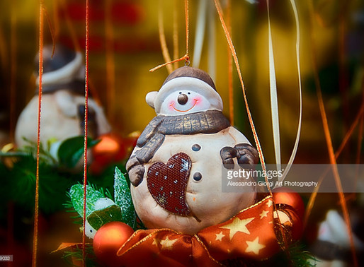 GETTY IMAGES - Christmas feeling