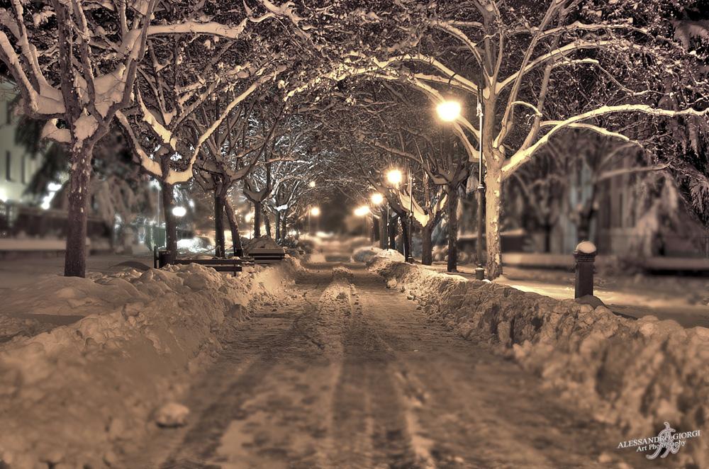 Under the snow (2)
