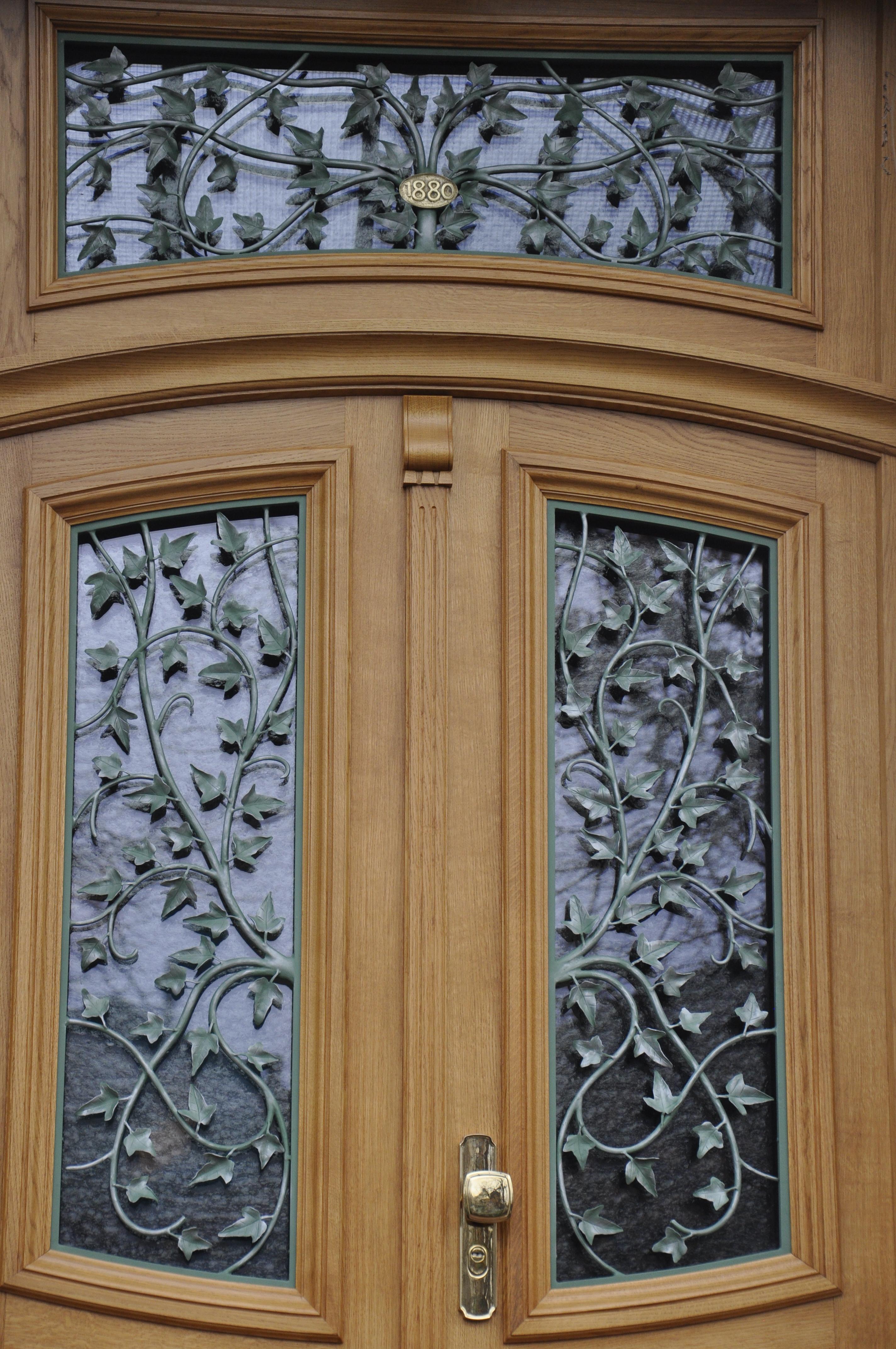 grilles de fenêtre