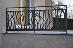 barrière de terrasse