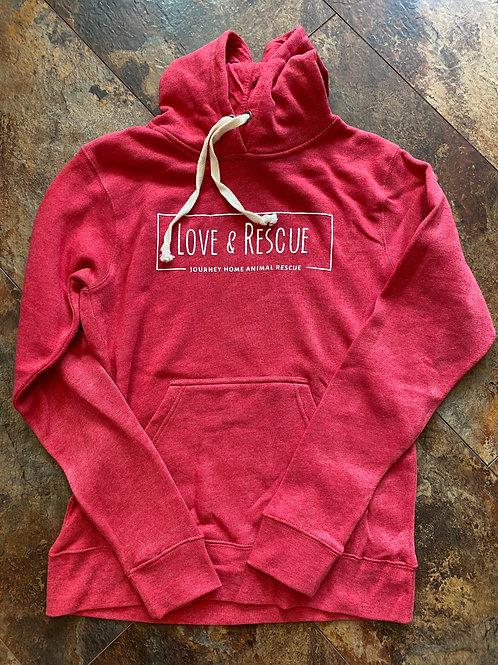 Love & Rescue Hoodie