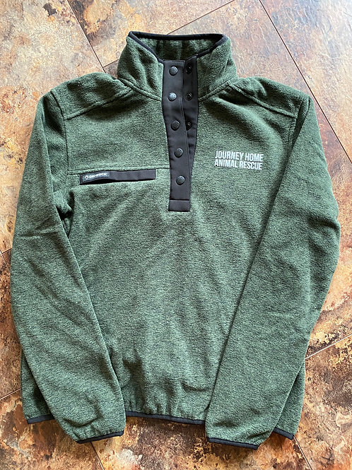 Quarter Snap Fleece Pullover