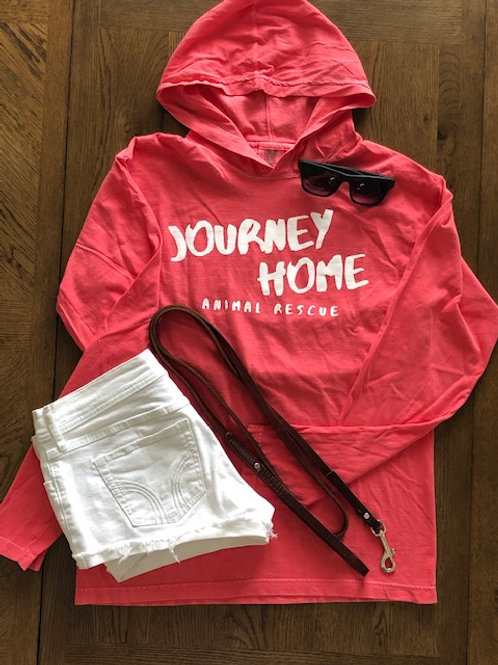 Journey Home Hooded Long Sleeve