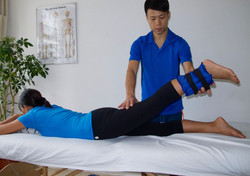 Stability training for the hamstrings and gluteus maximus