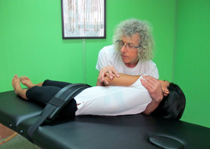 THE CONNECTIVE TISSUE CONNECTION TO LOWER BACK PAIN