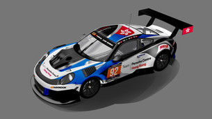 Speed, Reflex and Endurance at the 24 Hours of Dubai with Team Porsche Centre Hong Kong. From Januar