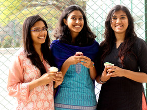 How cupcakes made my college life interesting