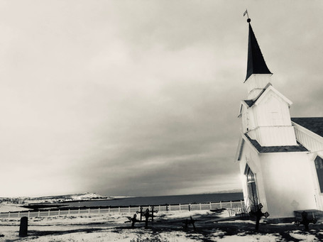 Nesseby Kirke  Nesseby, Norway