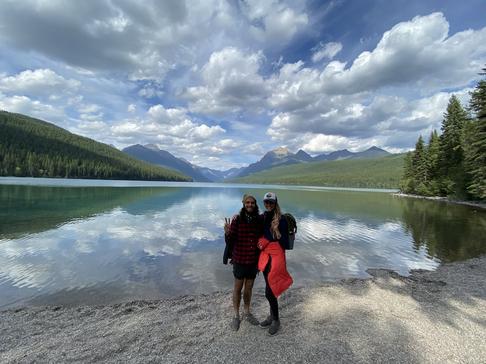 Kintla Lake, Montana