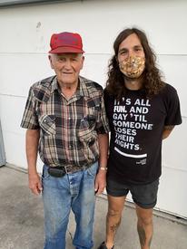Gene, Casselton, North Dakota
