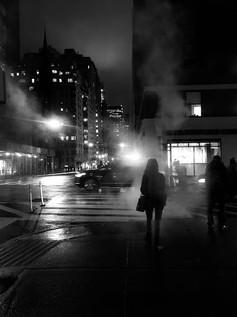 Night. New York, New York
