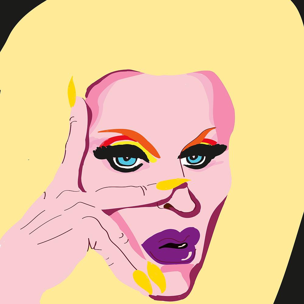 drag king e drag queens, royalty of lgbtq kingdom, trucco, #istruzione #umani #lifestyle #arteemusica #sessi #cambiamento