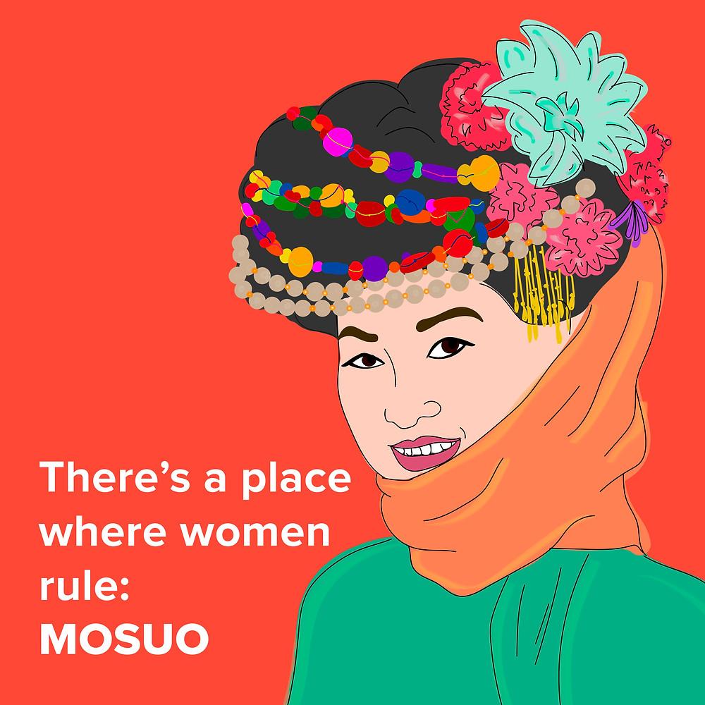mosuo, dove le donne comandano, matriarcato