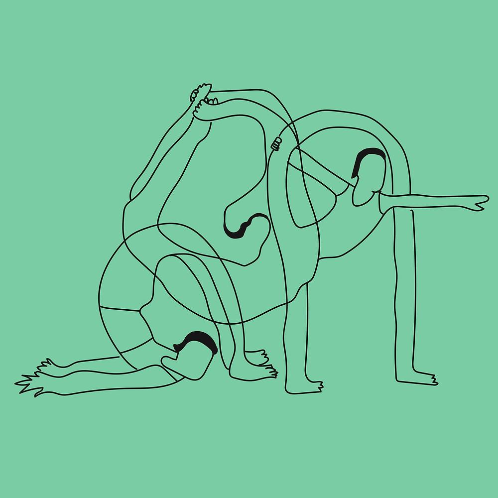 fisioterapista spiega palestra vs yoga, perché dobbiamo allenarci, fisioterapista, esercizio fisico, consigli, guida, curiosità