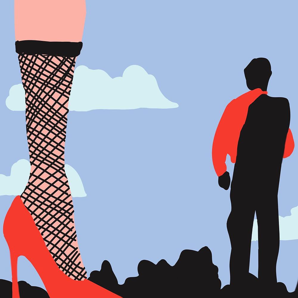 uomo e donna escort, innamorarsi di una escort, tacco sexy, #esperienzedivita #interviste #umani #lifestyle #sessoerelazioni guida agli umani