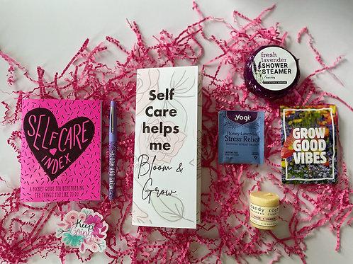 Grow & Bloom Teacher Self Care Box