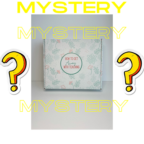 Mystery Self Care Box