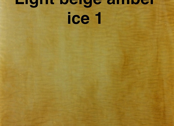 Light Beige / Amber Ice E1