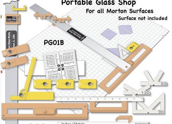 Morton Portable Glass Shop surface not included