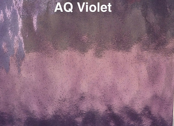 Aqualite water glass violet