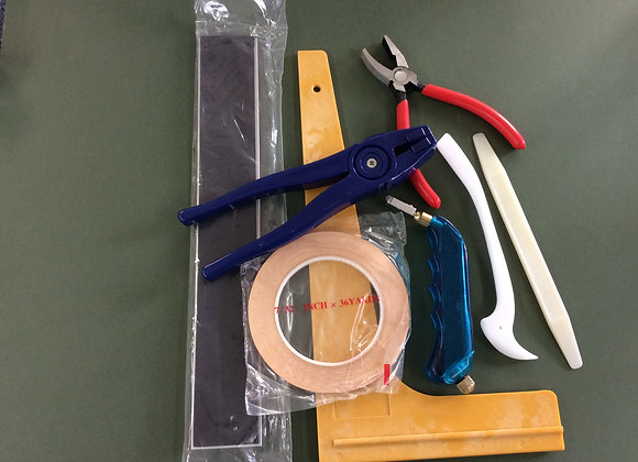 Tool Kit with foil