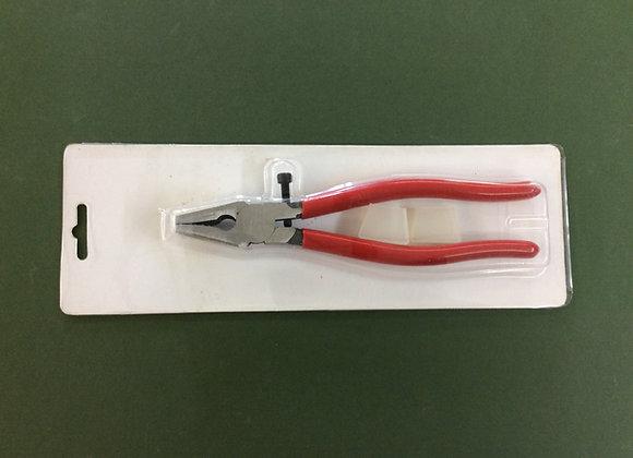Cut running pliers
