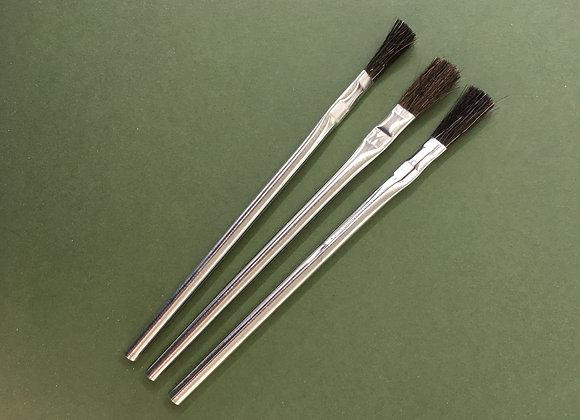 Flux Brush,  Pack of three