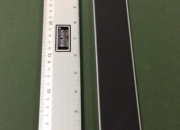 30 cm straight edge none slip ruler