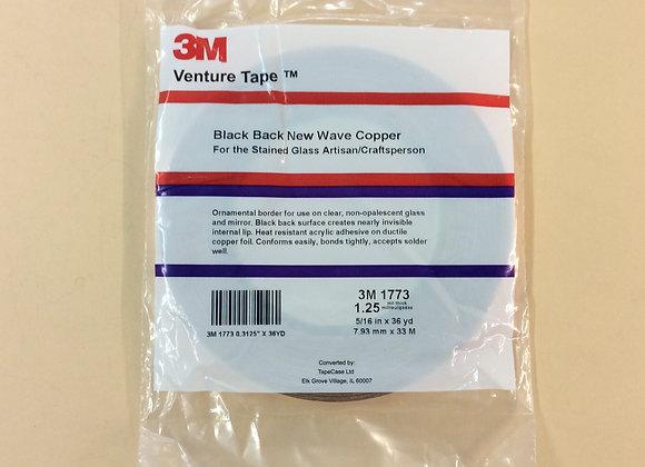 Black Back New Wave Copper Tape 3m venture tape
