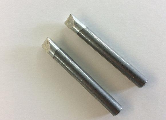 Replacement tip for Weller Sp80 solderingiron