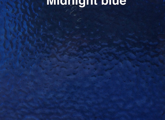 Muffle midnight blue
