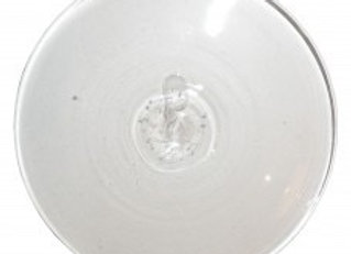 Clear Rondel 60mm