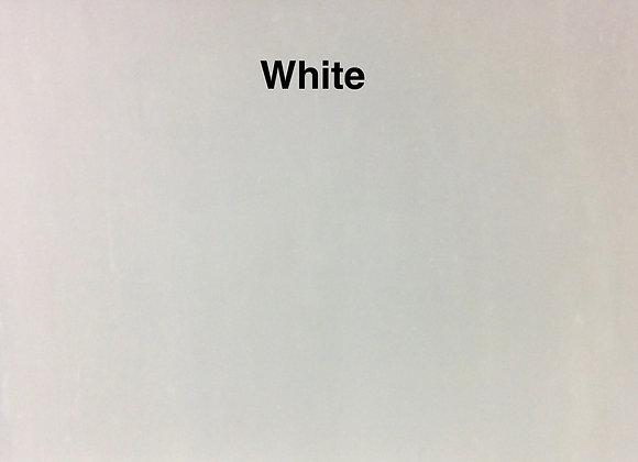 Opalescent white