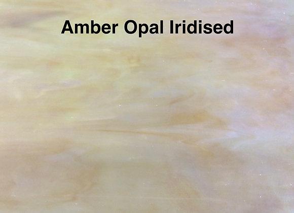 Opalescent Amber Iridised