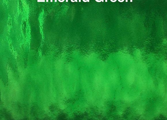 Aqualite water glass emerald green
