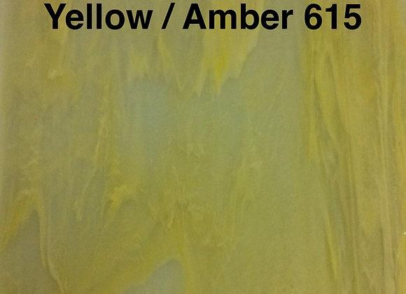 Yellow / Amber 615
