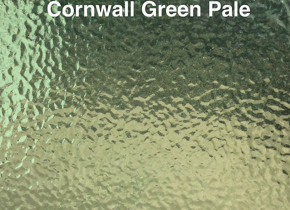 Muffle Cornwall green. ( pale )
