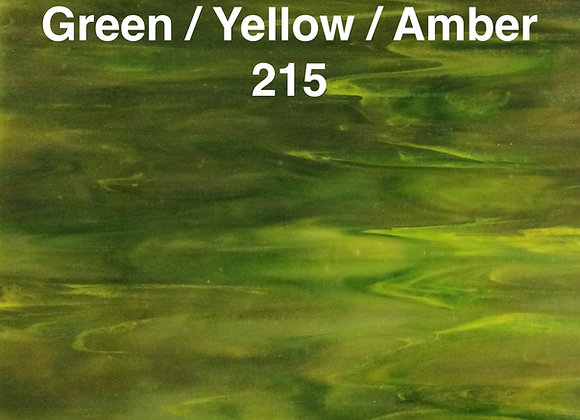 Green / Yellow / Amber 215