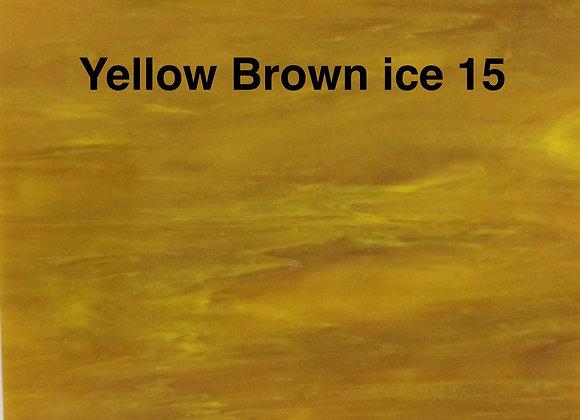 Yellow / Brown E15